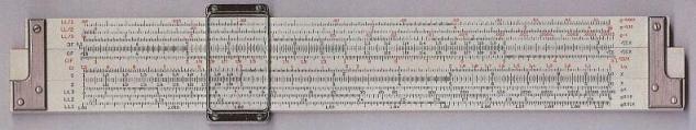 「昔の計算尺」の画像検索結果